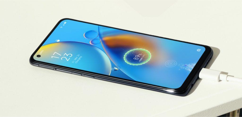 Pengisian Daya Oppo A74 5G