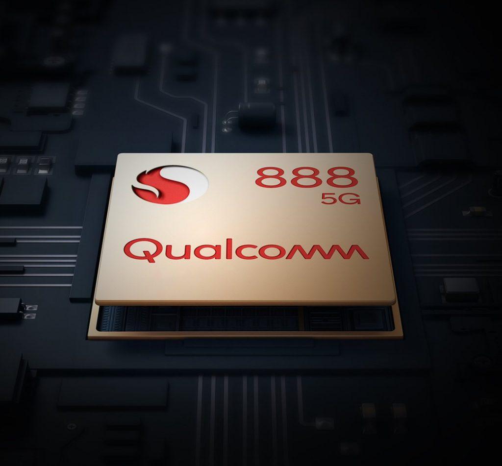 Gambar qualcomm snapdragon 888 Xiaomi Mi11