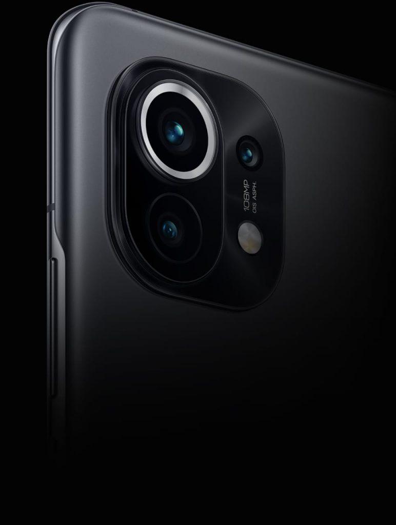 Kamera Xiaomi Mi11