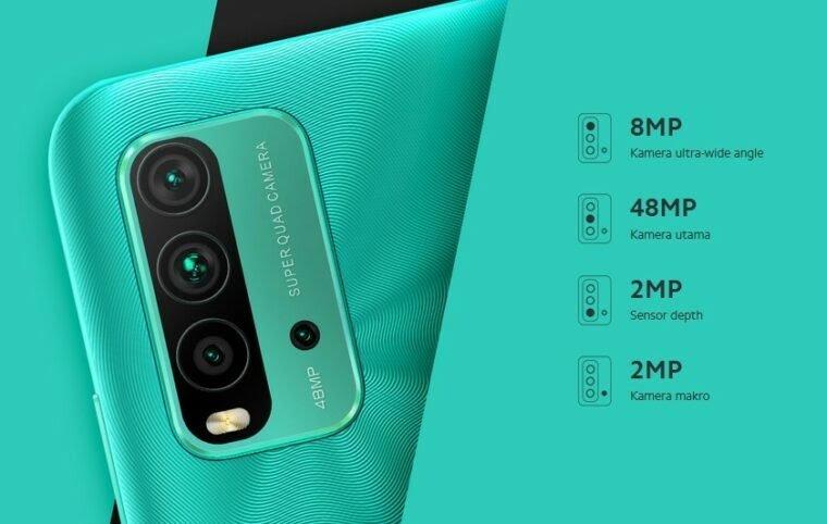 Kamera Xiaomi 9T