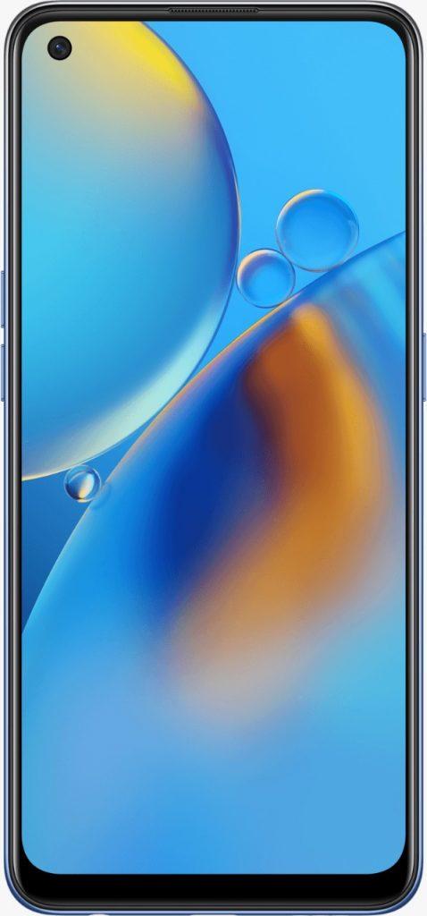 Layar Oppo A74 5G