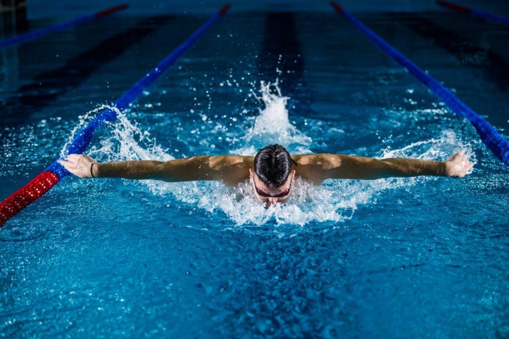 Berenang dapat meningkatkan kesehatan tubuh