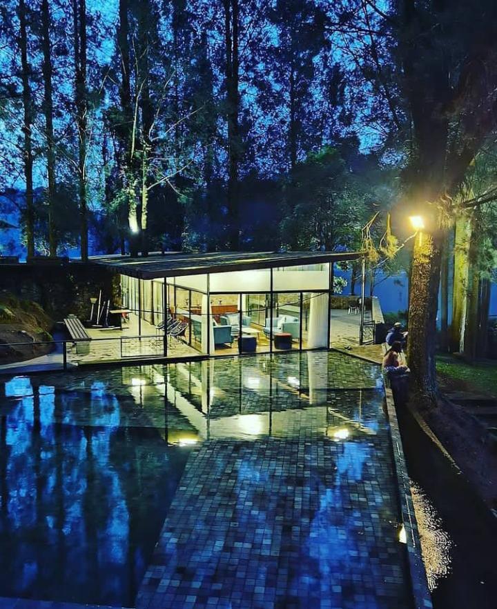 Danau Lau kawar-Objek wisata di kabupaten karo
