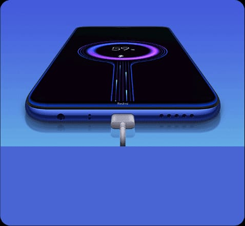 Fast Charging Redmi Note 8