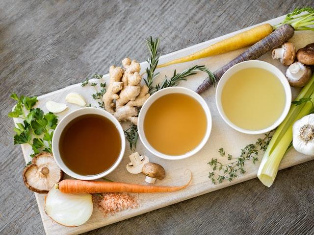 jahe merupakan makanan yang dapat meningkatkan imun tubuh