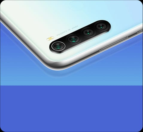 Kamera Redmi Note 8
