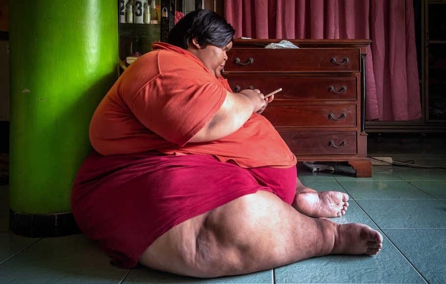 Obesitas dampak buruk dari game online