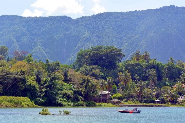 Objek Wisata di Kabupaten Toba Samosir