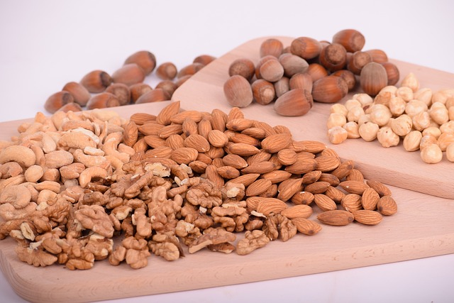 Gambar Kacang Almond