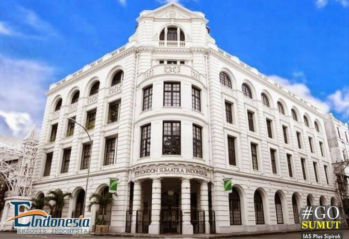 Gambar dari Gedung London Sumatera