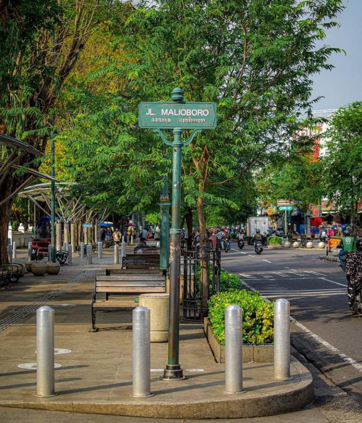 Gambar Jalan Malioboro