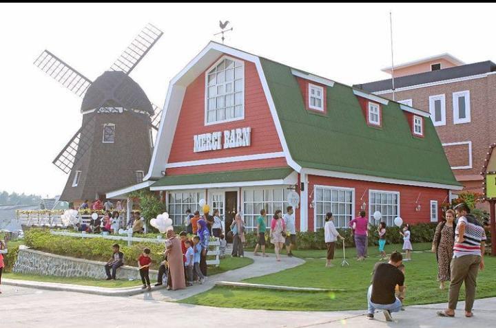 Gambar Merci Windmill