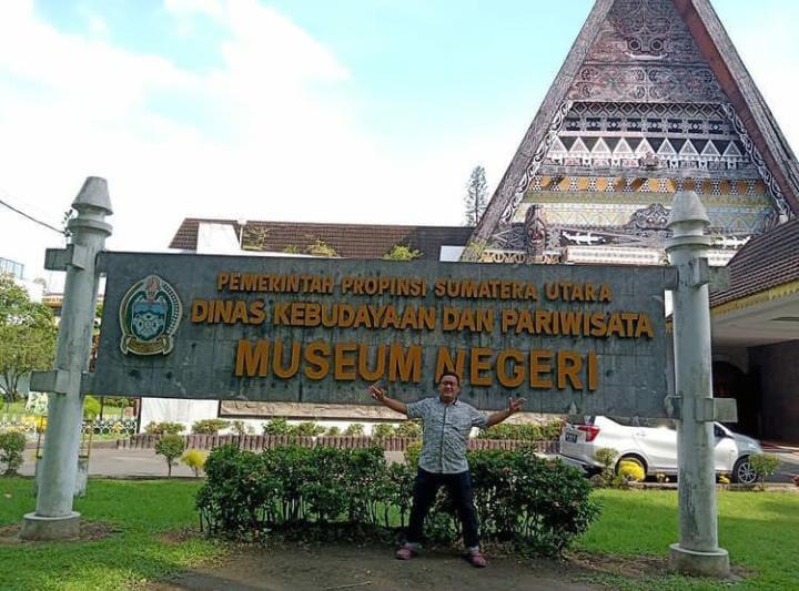 Museum Sumatera Utara merupakan salah satu tempat wisata di medan yang menjadi pilihan anda ketika liburan