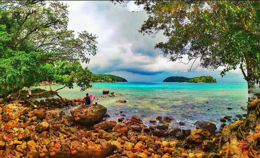 Gambar Pantai Iboih