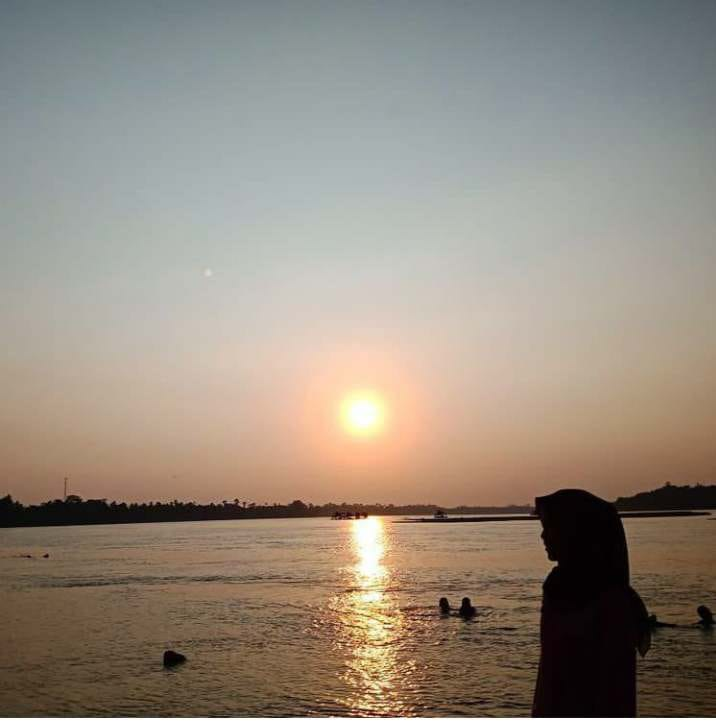 Gambar Pantai Indah kota Petai
