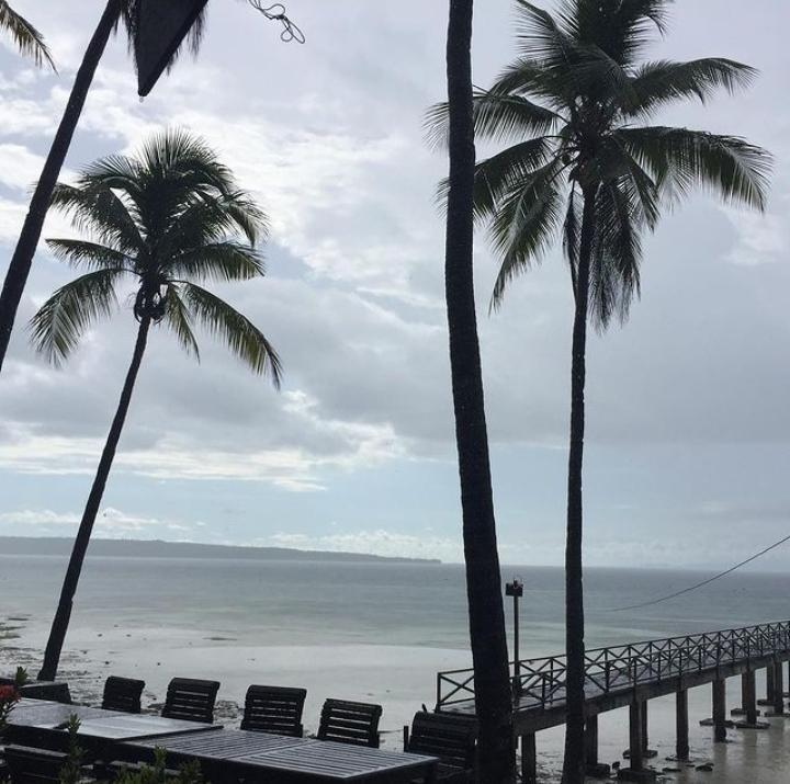 Gambar Pantai Lakeba