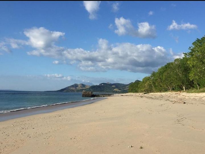 Gambar Pantai loang