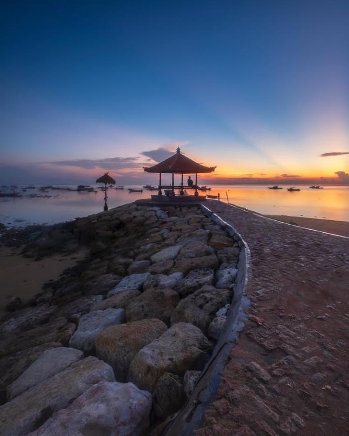 Gambar Pantai sanur
