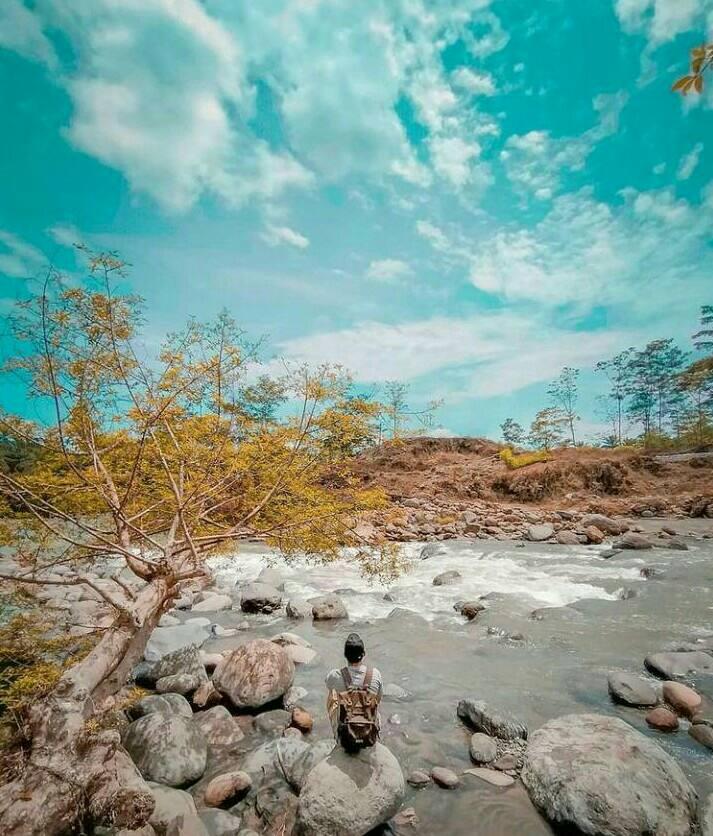 Gambar Pantai sentabi