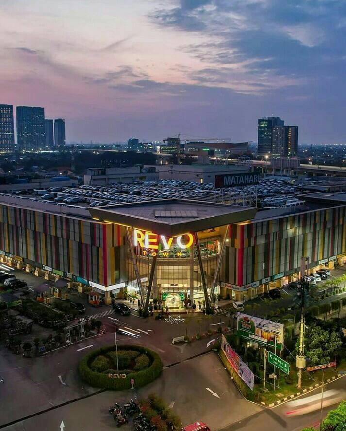 Gambar Snow world international mall revo town