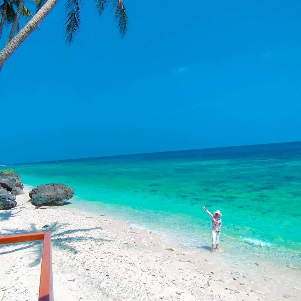 Gambar Sumur Tiga Beach Sabang