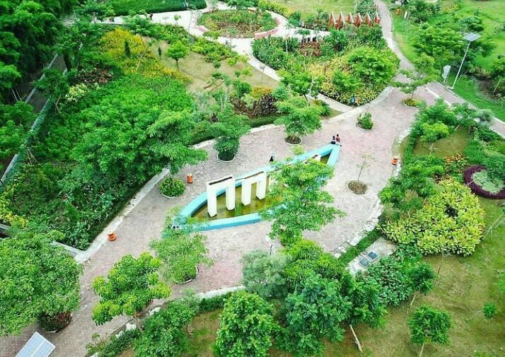 Gambar Taman Apsari