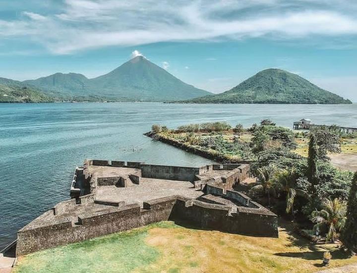Gambar Benteng Kalamata