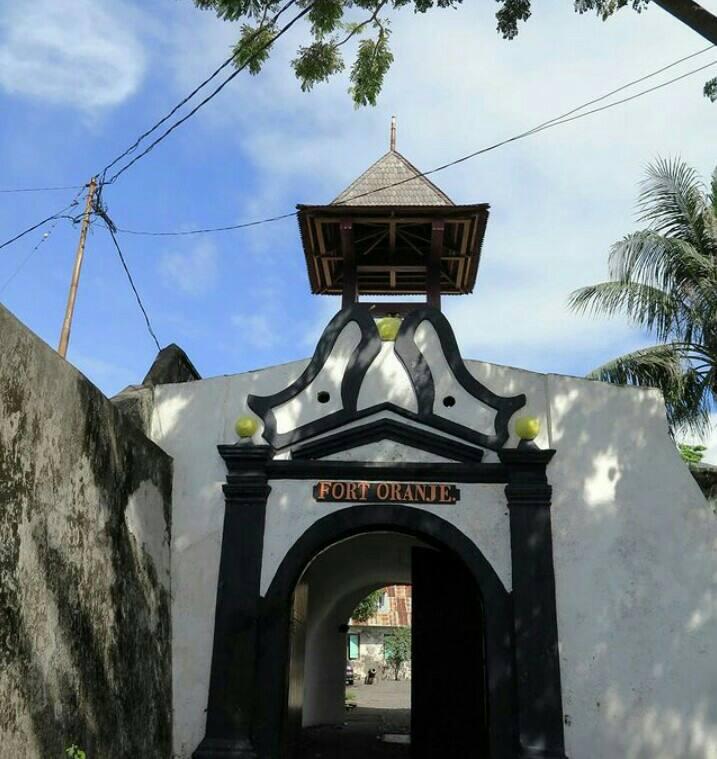 Gambar Fort Oranje