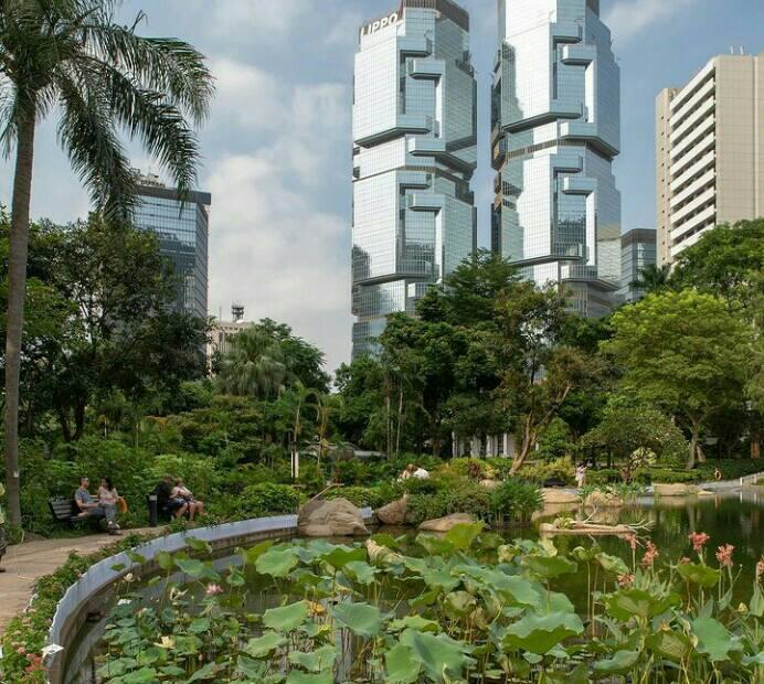 Gambar Hongkong Park