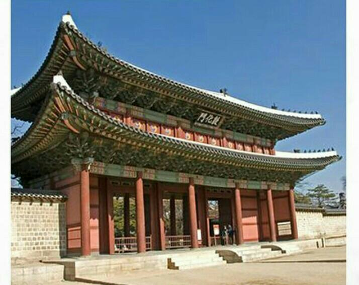 Gambar Istana Changdeok