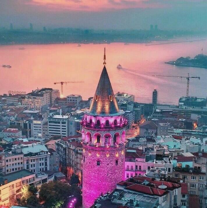 Gambar Menara Galata