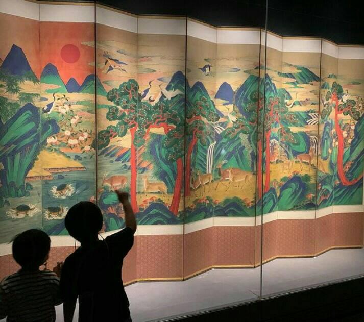 Gambar Museum Nasional Rakyat Korea