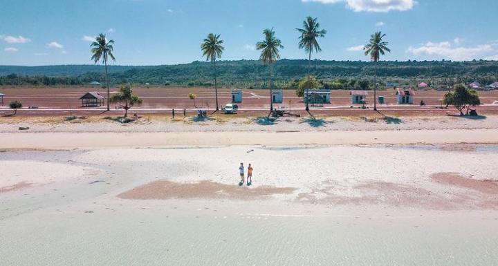 Gambar Pantai Katembe
