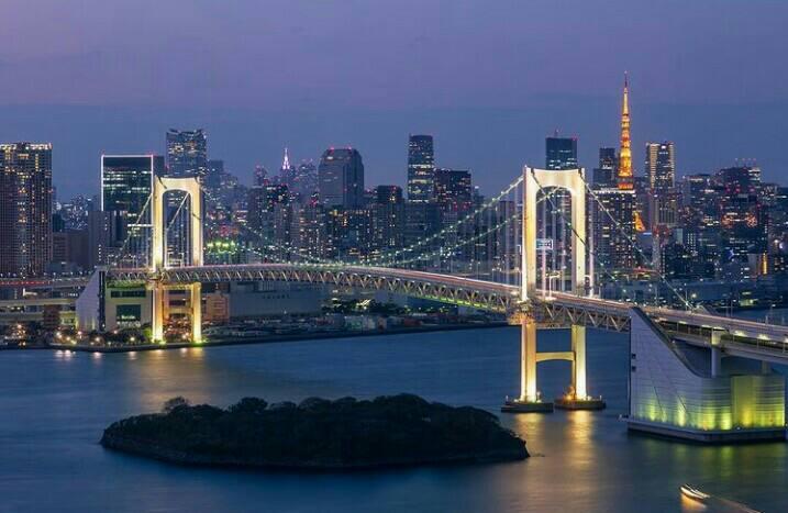 Gambar  Rainbow bridge