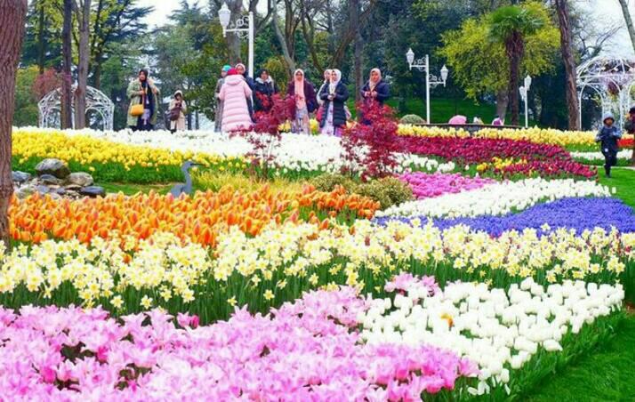 Gambar Taman Emirgan