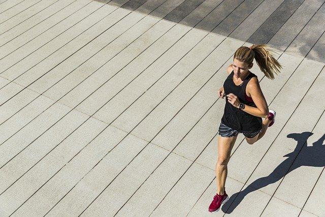 Gambar dari berlari