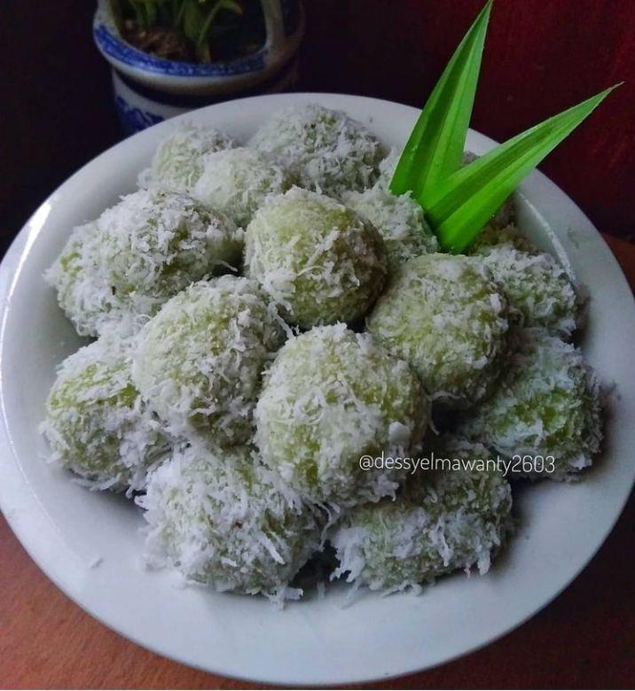 Gambar boh rom rom yang merupakan makanan khas tradisional aceh
