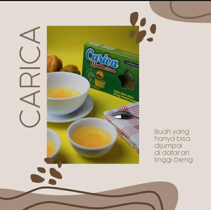 Gambar Carica yang menjadi makanan khas banjarnegara yang unik dan khas