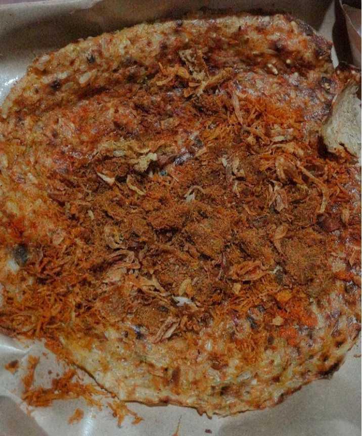 Gambar kerak telor yang merupakan makanan khas Jakarta