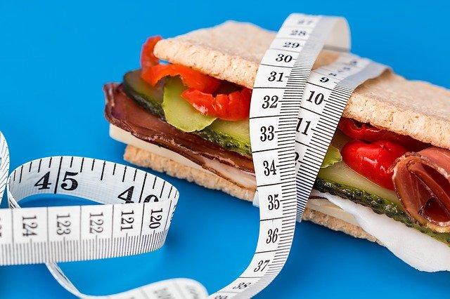 Gambar menjaga berat badan