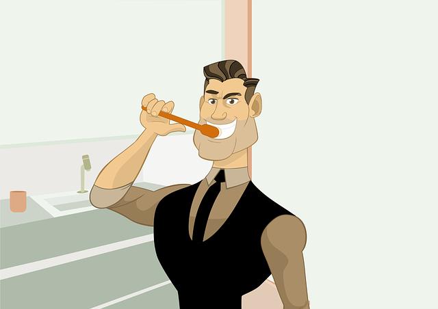 menyikat gigi dengan rutin merupakan salah satu cara menghilangkan bau mulut yang efektif dan cepat