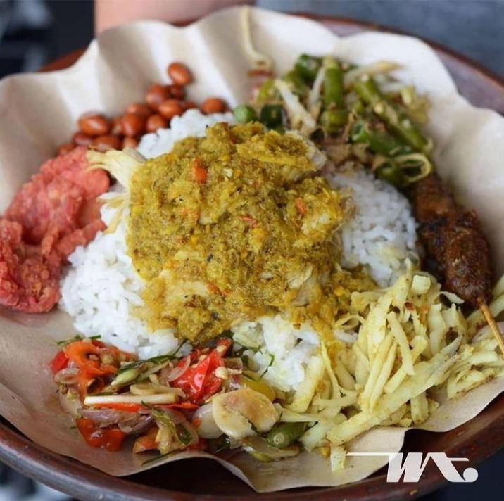 Gambar nasi tepang