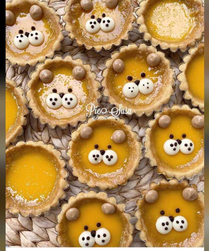 Gambar Pie susu bali yang merupakan salah satu kuliner yang pas dijadikan sebagai buah tangan ke kampung halaman
