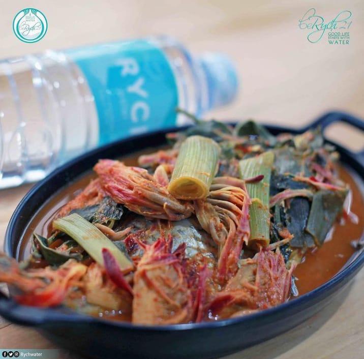 Gambar Masam Jing yang merupakan makanan khas gayo