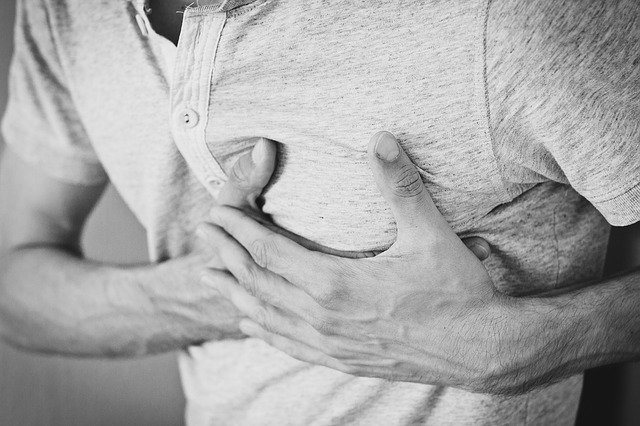 Gambar yang sakit jantung