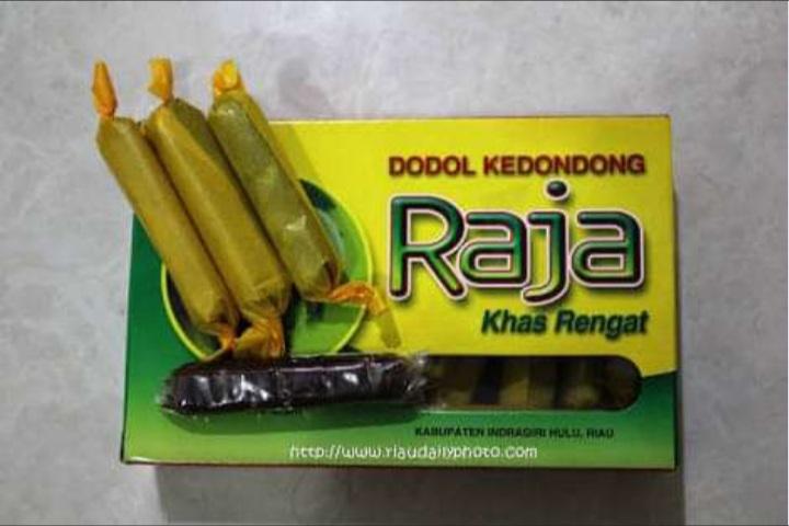 Dodol kedongdong merupakan salah satu makanan khas Pekanbaru yang banyak diminati berbagai orang