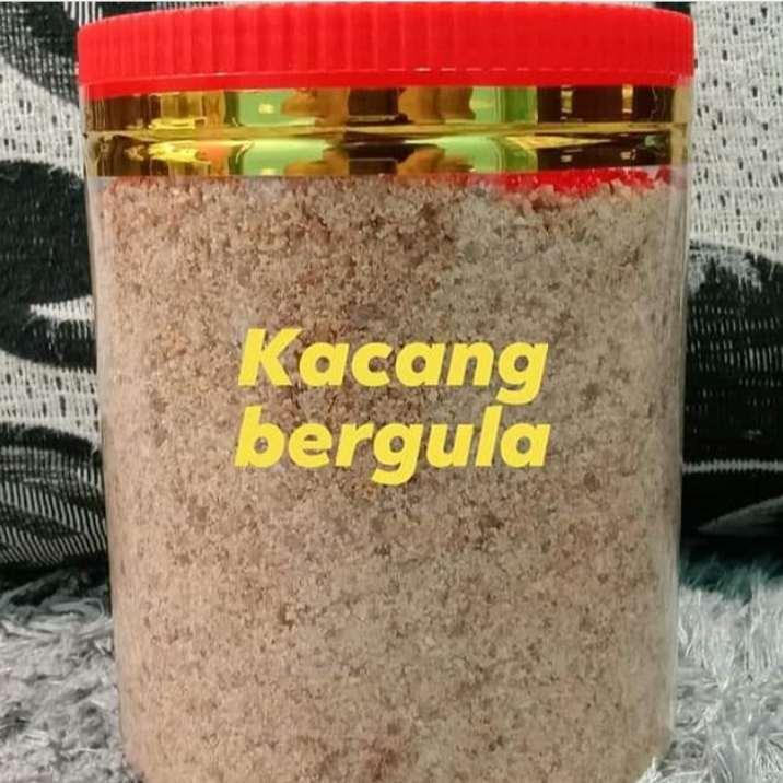 Kacang bergula merupakan salah satu makanan khas Banjar yang banyak diminati berbagai kalangan.