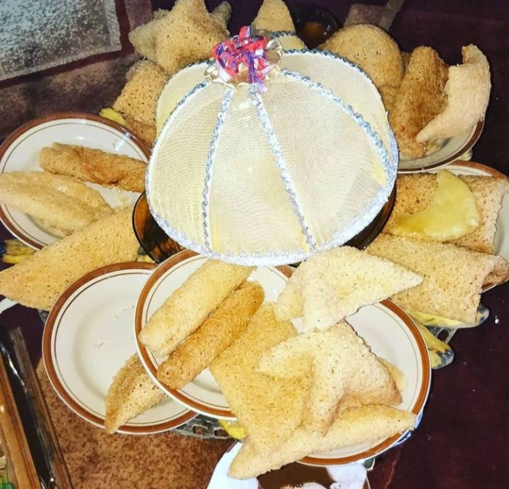 Gambar kue karasi yang merupakan makanan khas Kendari