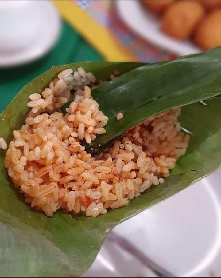 Gambar nasi dagang