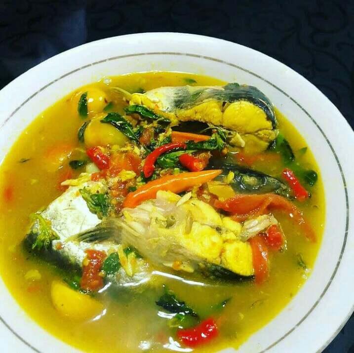 Gambar pindan ikan patin yang merupakan makanan khas palembang